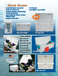 Romotech Marine and Dock Products